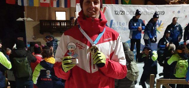 Tag 1: Ski alpin Abfahrt – Großer Erfolg für Lukas Käfer – Bronzemedaille