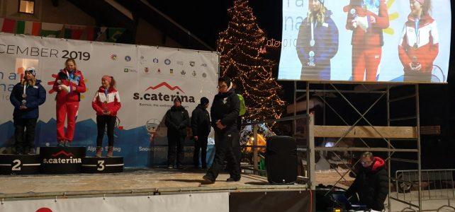 Tag 2: Ski alpin – Melissa Köck – Bronze in der Alpinen Kombination