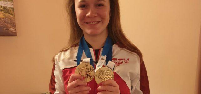Tag 5: Ski alpin – Riesentorlauf – Wieder Bronzemedaille für Österreich – Melissa Köck