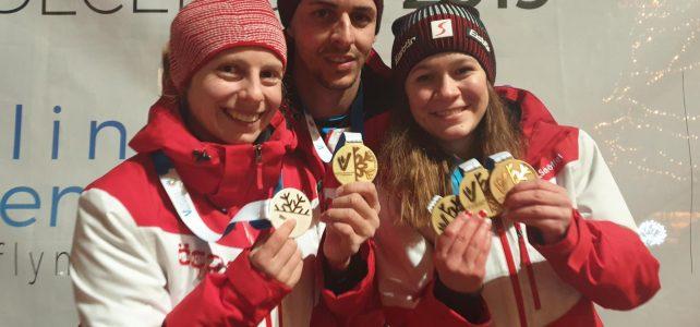 Tag 6: Ski alpin – Erneut Bronzemedaille für Melissa Köck – Slalom