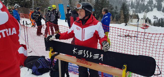 Tag 1: Snowboard PGS – Endstation im Viertelfinale